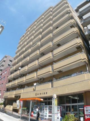 東京都目黒区、神泉駅徒歩7分の築33年 12階建の賃貸マンション