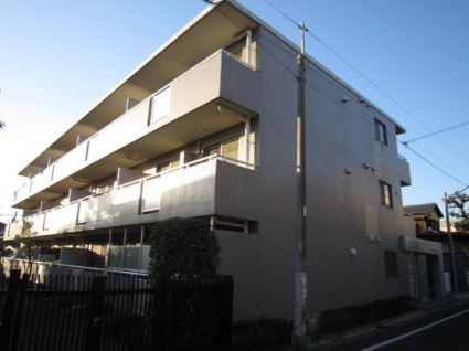 東京都世田谷区、下北沢駅徒歩7分の築17年 4階建の賃貸マンション