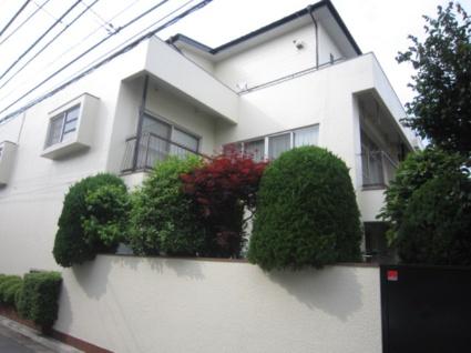 東京都杉並区、永福町駅徒歩5分の築37年 3階建の賃貸マンション