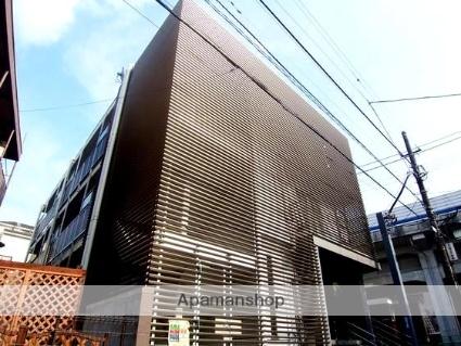 東京都世田谷区、二子玉川駅徒歩4分の築11年 4階建の賃貸マンション