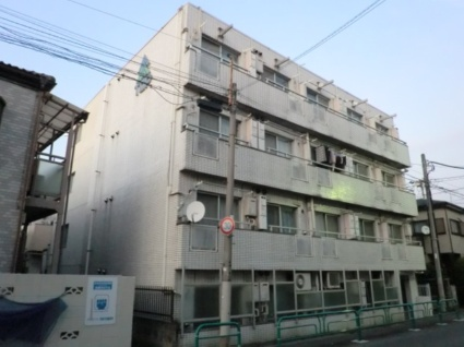 東京都杉並区、西荻窪駅徒歩13分の築29年 4階建の賃貸マンション