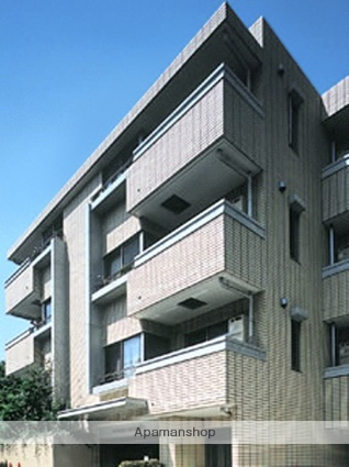 東京都世田谷区、池ノ上駅徒歩5分の築15年 4階建の賃貸マンション