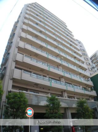東京都渋谷区、渋谷駅徒歩9分の築18年 14階建の賃貸マンション