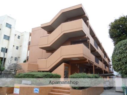 東京都世田谷区、二子玉川駅徒歩5分の築34年 3階建の賃貸マンション