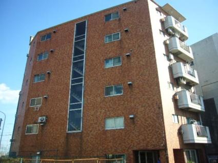東京都世田谷区、代田橋駅徒歩5分の築38年 6階建の賃貸マンション