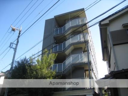 東京都世田谷区、用賀駅徒歩20分の築25年 5階建の賃貸マンション