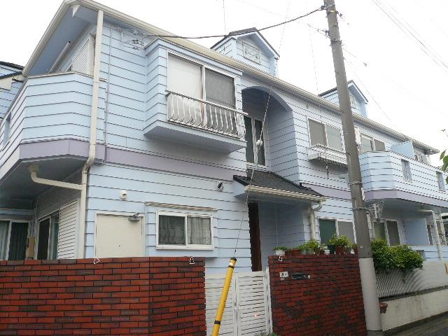 東京都目黒区、祐天寺駅徒歩5分の築31年 2階建の賃貸アパート