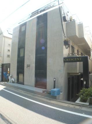 東京都目黒区、神泉駅徒歩16分の築27年 4階建の賃貸マンション