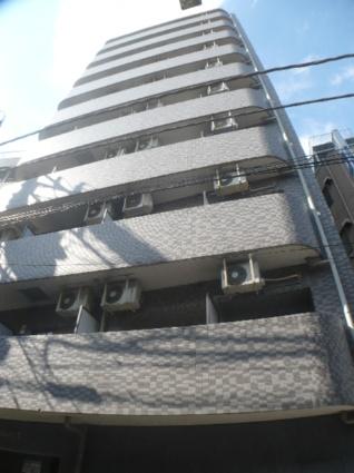東京都目黒区、都立大学駅徒歩1分の築20年 10階建の賃貸マンション