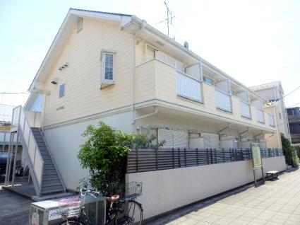 東京都世田谷区、千歳烏山駅徒歩21分の築26年 2階建の賃貸アパート