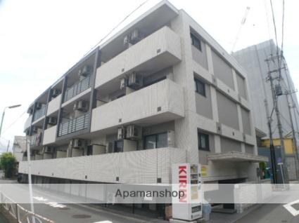 東京都世田谷区、用賀駅徒歩14分の築11年 3階建の賃貸マンション