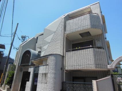 東京都杉並区、西荻窪駅徒歩17分の築31年 4階建の賃貸マンション