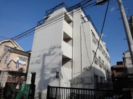 東京都世田谷区、池ノ上駅徒歩15分の築38年 4階建の賃貸マンション