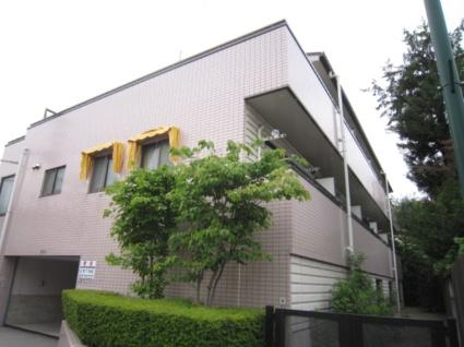 東京都杉並区、永福町駅徒歩10分の築13年 3階建の賃貸マンション