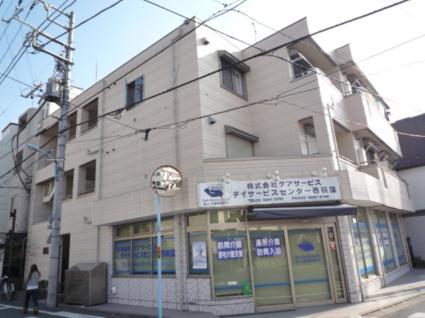 東京都杉並区、荻窪駅徒歩15分の築18年 3階建の賃貸マンション