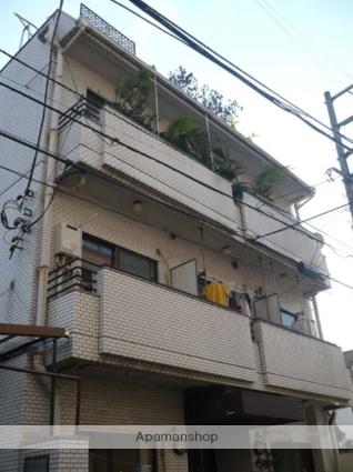 東京都目黒区、祐天寺駅徒歩13分の築28年 4階建の賃貸マンション