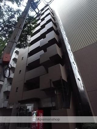 東京都世田谷区、下高井戸駅徒歩5分の築19年 9階建の賃貸マンション