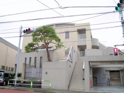 東京都世田谷区、等々力駅徒歩5分の築23年 3階建の賃貸マンション