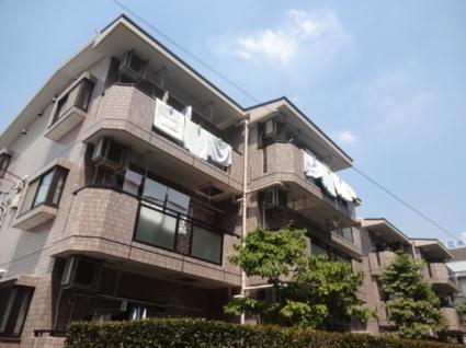 東京都杉並区、明大前駅徒歩12分の築21年 3階建の賃貸マンション