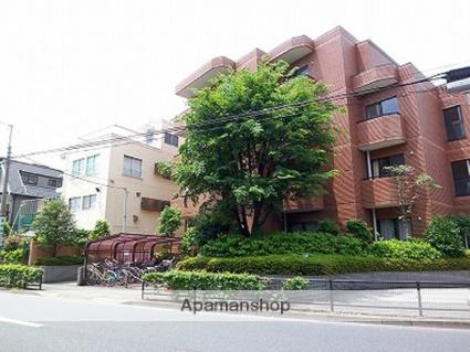 東京都世田谷区、桜新町駅徒歩12分の築26年 4階建の賃貸マンション