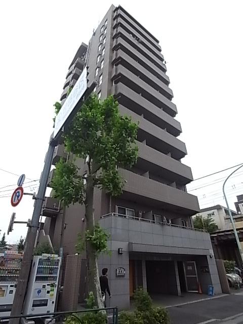 東京都世田谷区、笹塚駅徒歩9分の築16年 12階建の賃貸マンション