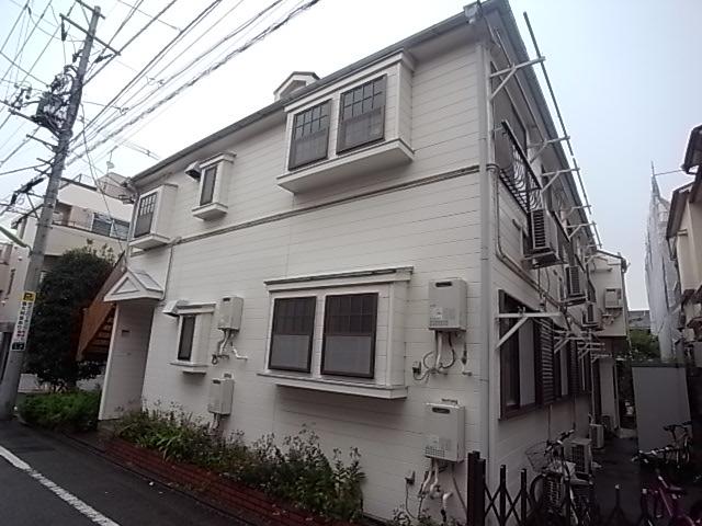 東京都世田谷区、駒場東大前駅徒歩16分の築29年 2階建の賃貸アパート