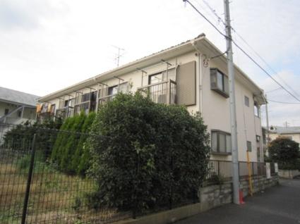 東京都世田谷区、下高井戸駅徒歩11分の築25年 2階建の賃貸アパート
