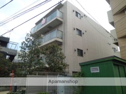 東京都世田谷区、九品仏駅徒歩20分の築10年 5階建の賃貸マンション