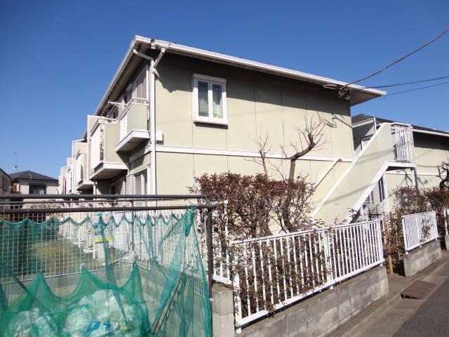 東京都世田谷区、千歳船橋駅徒歩22分の築24年 2階建の賃貸アパート