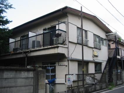 東京都杉並区、代田橋駅徒歩9分の築45年 2階建の賃貸アパート