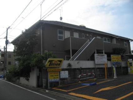 東京都杉並区、西荻窪駅徒歩20分の築26年 2階建の賃貸アパート