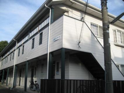東京都世田谷区、等々力駅徒歩12分の築25年 2階建の賃貸マンション