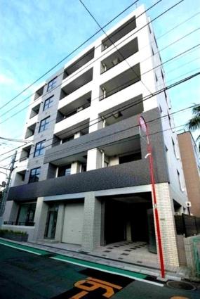 東京都世田谷区、用賀駅徒歩17分の築9年 7階建の賃貸マンション
