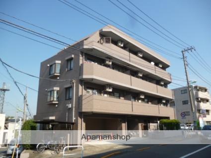 東京都世田谷区、尾山台駅徒歩15分の築20年 4階建の賃貸マンション