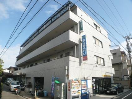 東京都世田谷区、三軒茶屋駅徒歩9分の築22年 4階建の賃貸マンション