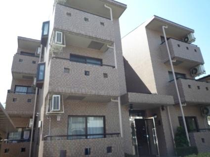東京都杉並区、井荻駅徒歩9分の築22年 3階建の賃貸マンション