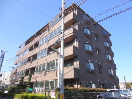東京都世田谷区、千歳船橋駅徒歩25分の築17年 5階建の賃貸マンション