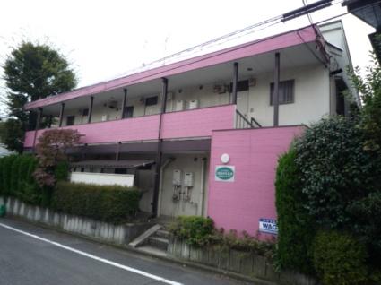 東京都杉並区、荻窪駅徒歩20分の築24年 2階建の賃貸アパート