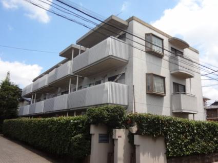 東京都杉並区、代田橋駅徒歩7分の築28年 3階建の賃貸マンション