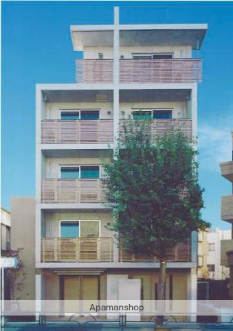 東京都目黒区、祐天寺駅徒歩5分の築15年 5階建の賃貸マンション