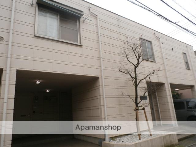 東京都目黒区、祐天寺駅徒歩13分の築27年 3階建の賃貸マンション
