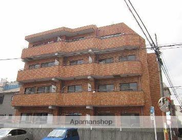 東京都目黒区、西小山駅徒歩11分の築36年 4階建の賃貸マンション