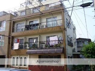 東京都目黒区、祐天寺駅徒歩17分の築43年 5階建の賃貸マンション