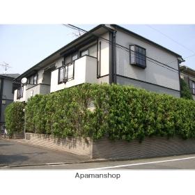 東京都大田区、長原駅徒歩13分の築23年 2階建の賃貸アパート