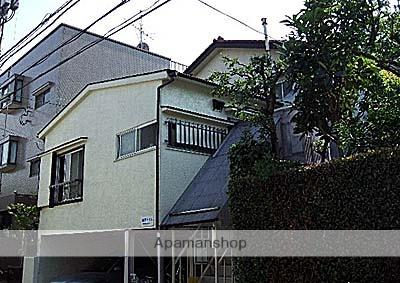 東京都目黒区、学芸大学駅徒歩18分の築41年 2階建の賃貸アパート