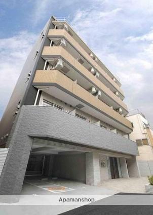 東京都板橋区、十条駅徒歩22分の築10年 6階建の賃貸マンション