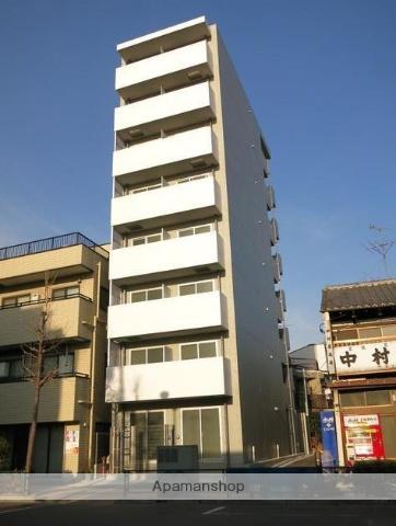 東京都北区、王子駅徒歩8分の築1年 8階建の賃貸マンション