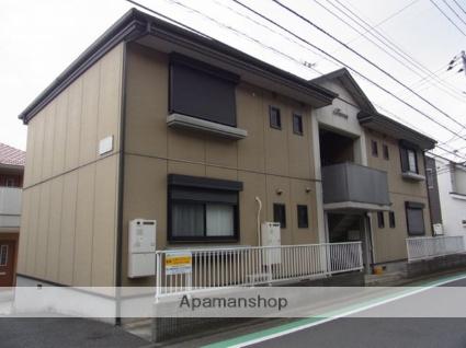 神奈川県横浜市都筑区、センター北駅バス5分大善寺下車後徒歩5分の築16年 2階建の賃貸アパート