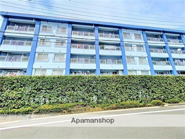 神奈川県横浜市青葉区、鷺沼駅徒歩35分の築43年 5階建の賃貸マンション