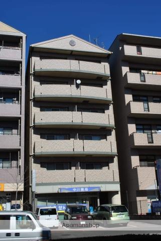 神奈川県横浜市都筑区、センター北駅徒歩28分の築14年 6階建の賃貸マンション